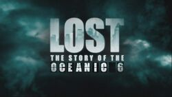 Lost The Story of the Oceanic 6 logo
