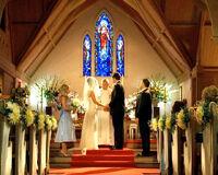 Ido-kate-in-church