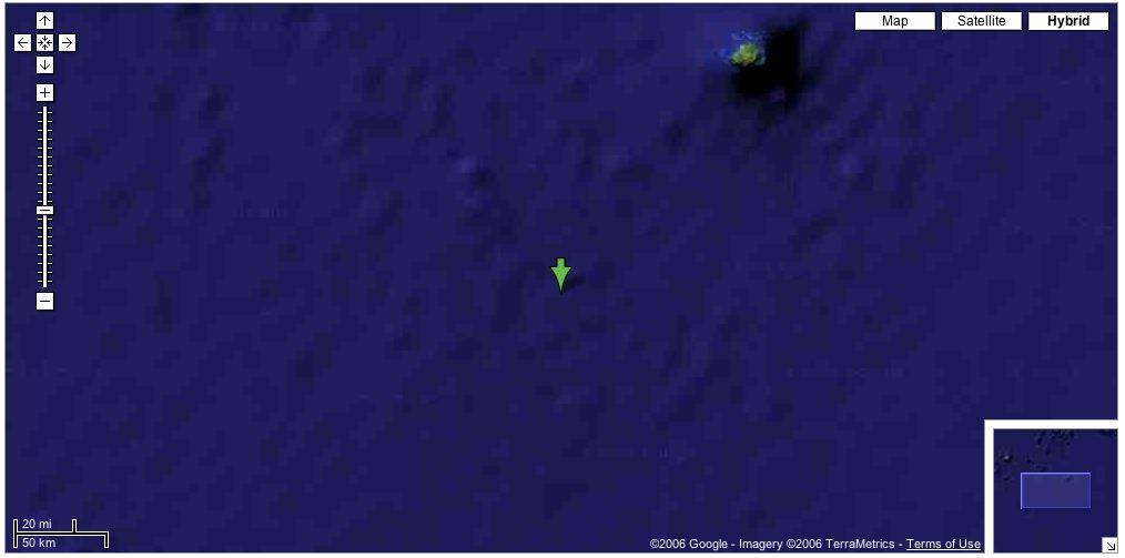 Island in Google Maps | Lostpedia | FANDOM powered by Wikia