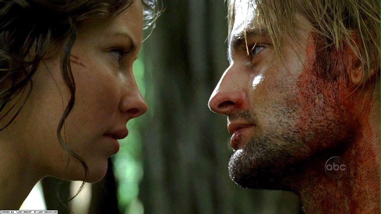 Risultati immagini per Kate e Sawyer