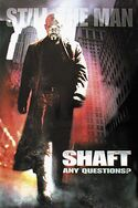 Shaft movie poster 2001