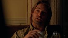 Sawyer rozmawia z Jackiem