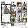 Lost Kalender 2008 Rückseite