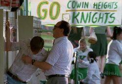 Cowin locker