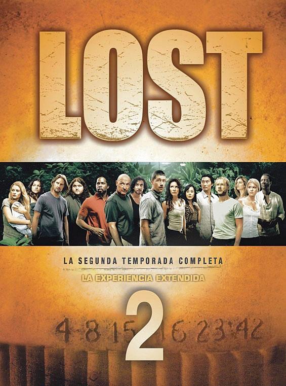 Lost: la segunda temporada completa (DVD, región 4) | ES - Lostpedia ...