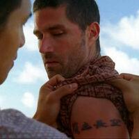 3x09 Jacks Tattoo
