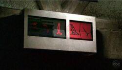 Auftauchen der Hieroglyphen