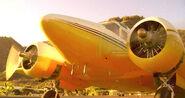 DespJu 2x10 Avion