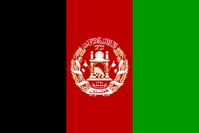 Flaga Afganistanu
