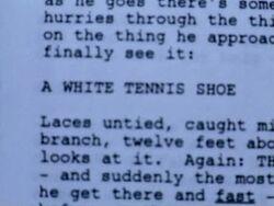 Lost - whiteshoe - script