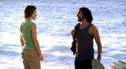 1x08 sayid kate