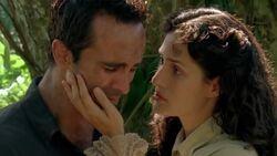 Richard en Isabella in 2007