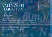 Valenztti equation1