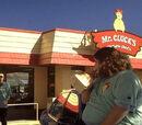 """Куриная закусочная """"У мистера Клакка"""""""
