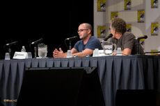 Comic-Con conférence