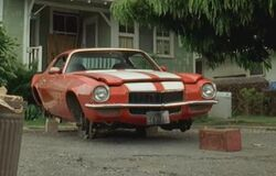 Hurley's Camaro