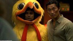 Lost jin chicken