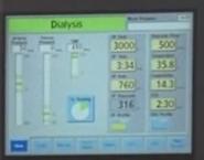 Maquina de dialisis