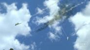 Lost301theplanebreakingapart