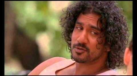 Lost - Deleted Scene - Kate and Sayid