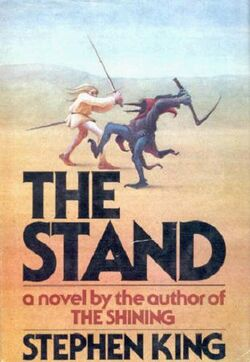 The Stand Cover gve