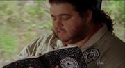 5x13 Hurley Notizbuch