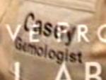 Casey naszywka 3x20