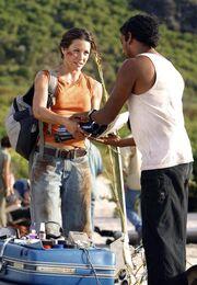 Kate Sayid Transciever