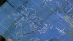 Cabin map
