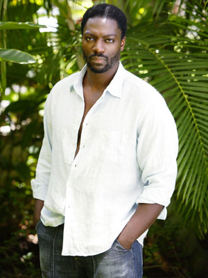Adewale Akinnuoye Agbaje Red Shoes Diaries