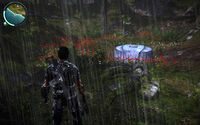 The Hatch in Just Cause 2