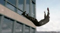 Locke falling