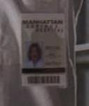 4x08 Libby ID badge