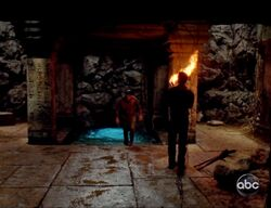 5x15The tunnels acces