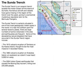 The Sunda Trench