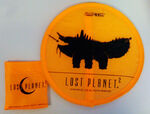Lost Planet 2 Fold Up Frisbee