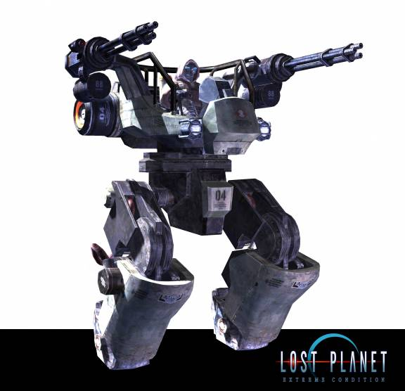GTT-01 | Lost Planet Wiki | FANDOM powered by Wikia