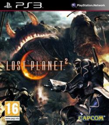 Lost Planet 2 PS3 cover