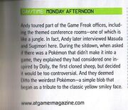 Atgamer Issue 6 extract
