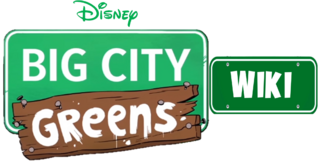 Big City Greens Wiki Logo