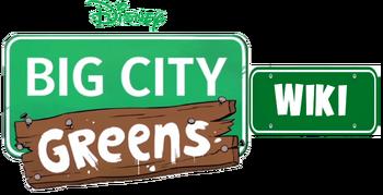Big City Greens Wiki Logo