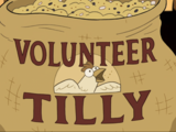 Tilly, Voluntaria