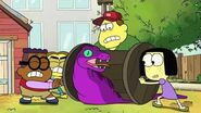 Big City Greens - Rogue Snake Gone Loose (Clip)