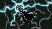 Thor fuerte