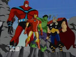Breakout (The Avengers- Earth's Mightiest Heroes)