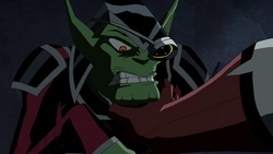 Interrogador Skrull Oficial