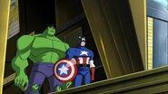 Hulk y el Capitan