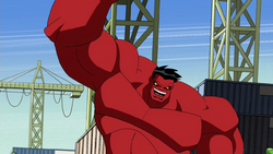 Hulk Rojo (Thaddeus Ross)