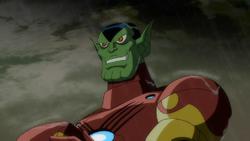 Iron-Man-Tony Stark Skrull