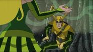 Loki y Amora